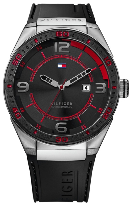 Wrist watch Tommy Hilfiger 1790807 for Men - picture, photo, image
