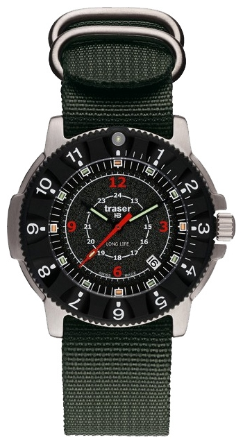 Wrist watch Traser P6502.D3D.3H.20 for Men - picture, photo, image
