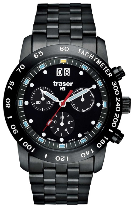 Wrist watch Traser T4004.357.35.01 for Men - picture, photo, image