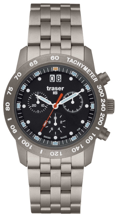 Wrist watch Traser T4006.657.35.01 for Men - picture, photo, image