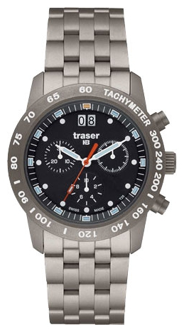 Wrist watch Traser T4006.657.37.01 for Men - picture, photo, image