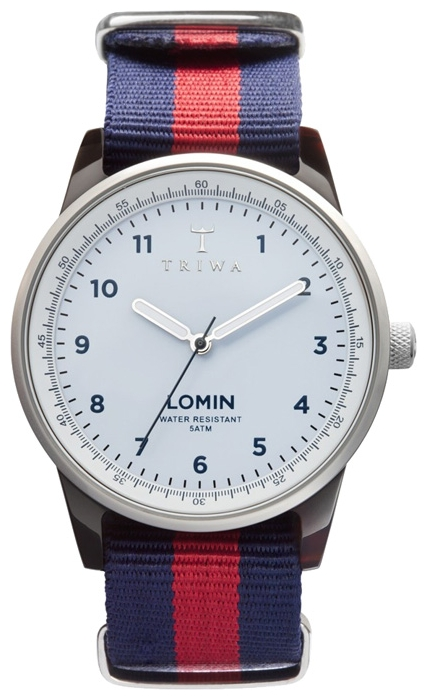 Wrist unisex watch TRIWA Kind of Blue Lomin - picture, photo, image