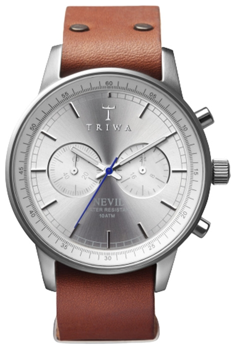 Wrist unisex watch TRIWA Stirling Brown Nevil - picture, photo, image