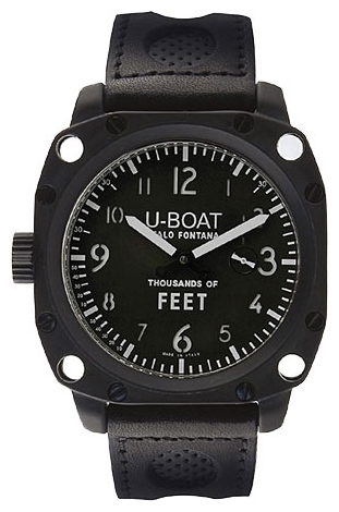 Wrist watch U-BOAT Thousands of Feet MB BRUSCHED for Men - picture, photo, image