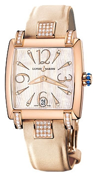 Wrist watch Ulysse Nardin 136-91C-695 for women - picture, photo, image