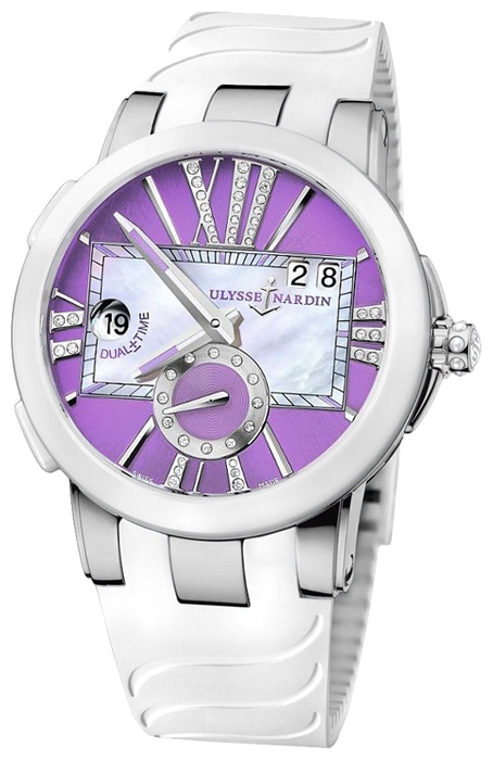 Wrist watch Ulysse Nardin 243-10-3-30-07 for women - picture, photo, image