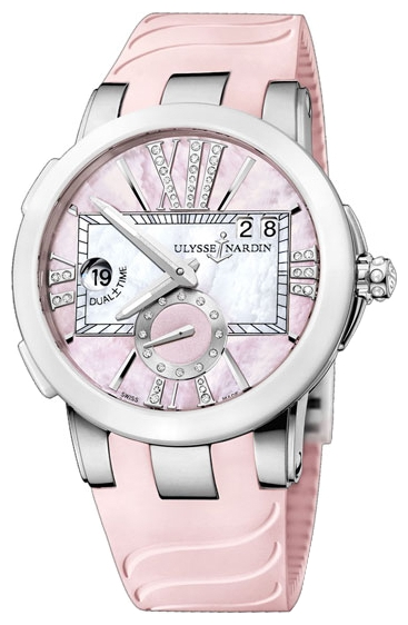 Wrist watch Ulysse Nardin 243-10-3-397 for women - picture, photo, image