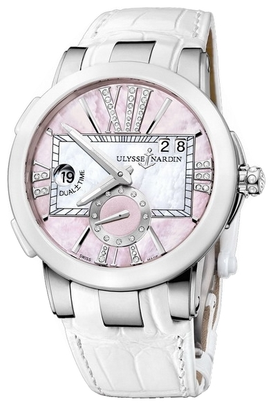 Wrist watch Ulysse Nardin 243-10-397 for women - picture, photo, image