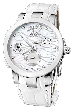 Wrist watch Ulysse Nardin 243-10-691 for women - picture, photo, image