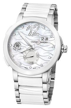 Wrist watch Ulysse Nardin 243-10-7-691 for women - picture, photo, image
