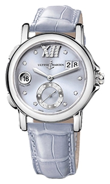 Wrist watch Ulysse Nardin 243-22-30-07 for women - picture, photo, image