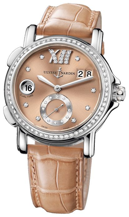 Wrist watch Ulysse Nardin 243-22B.30-09 for women - picture, photo, image