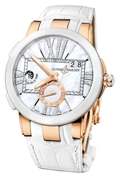Wrist watch Ulysse Nardin 246-10-391 for women - picture, photo, image