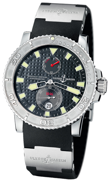 Wrist watch Ulysse Nardin 263-33-3.92 for Men - picture, photo, image
