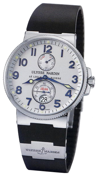 Wrist watch Ulysse Nardin 263-66-3 for Men - picture, photo, image