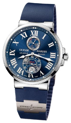 Wrist watch Ulysse Nardin 263-67-3/43 for Men - picture, photo, image