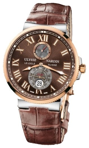 Wrist watch Ulysse Nardin 265-67-45 for Men - picture, photo, image