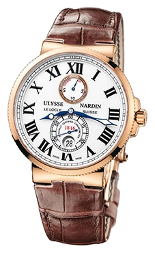 Wrist watch Ulysse Nardin 266-67-40 for Men - picture, photo, image