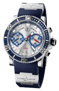 Wrist watch Ulysse Nardin 8003-102-3-91 for Men - picture, photo, image