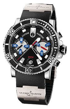 Wrist watch Ulysse Nardin 8003-102-3-92 for Men - picture, photo, image