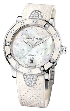 Wrist watch Ulysse Nardin 8103-101E-3C-20 for women - picture, photo, image
