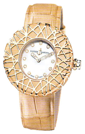 Wrist watch Ulysse Nardin 8106-108 for women - picture, photo, image