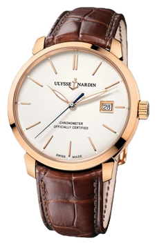 Wrist watch Ulysse Nardin 8156-111-2-91 for Men - picture, photo, image