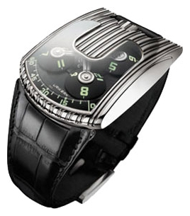 Wrist watch URWERK UR-103 White Gold for Men - picture, photo, image