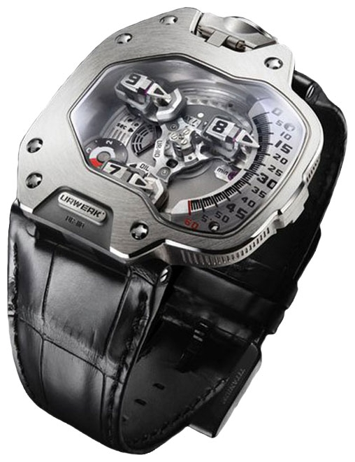 Wrist watch URWERK UR-110 Torpedo for men - picture, photo, image