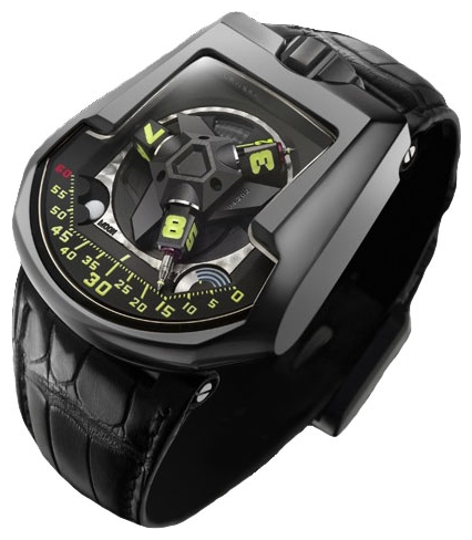 Wrist watch URWERK UR-202 Altin for Men - picture, photo, image
