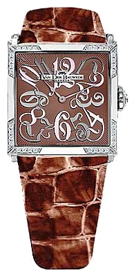 Wrist watch Van Der Bauwede 12615 for women - picture, photo, image