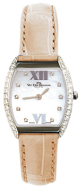 Wrist watch Van Der Bauwede 3602040262100 for women - picture, photo, image