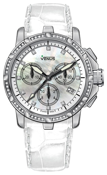 Wrist watch Venus VE-1315B1-54-L1 for women - picture, photo, image