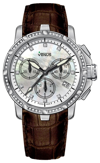 Wrist watch Venus VE-1315B1-54-L4 for women - picture, photo, image