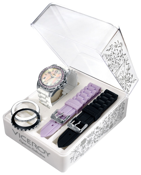 Wrist watch Viceroy 432110-99 for women - picture, photo, image