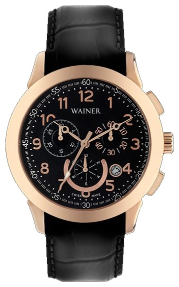 Wrist watch Wainer WA.12800-B for Men - picture, photo, image