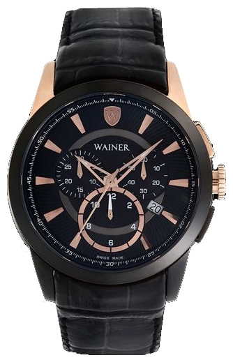 Wrist watch Wainer WA.16572-G for Men - picture, photo, image