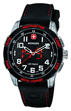 Wrist watch Wenger 70430 for Men - picture, photo, image