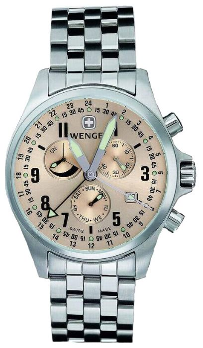 Wrist watch Wenger 72757 for Men - picture, photo, image