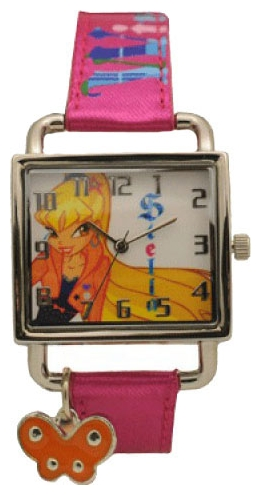 Wrist watch Winx 12841 for children - picture, photo, image