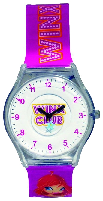 Wrist watch Winx 13330 for children - picture, photo, image