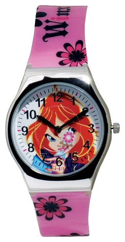 Wrist watch Winx 13331 for children - picture, photo, image
