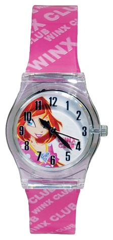 Wrist watch Winx 13334 for children - picture, photo, image