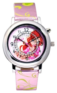 Wrist watch Winx 13351 for children - picture, photo, image