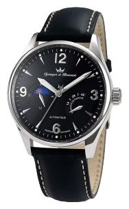 Wrist watch Younger & Bresson YBH 8314-01 for Men - picture, photo, image