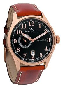 Wrist watch Younger & Bresson YBH 8315-07 for Men - picture, photo, image