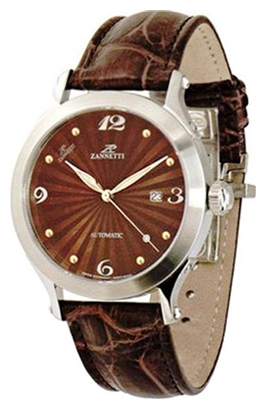 Wrist watch Zannetti REAA.52337 for Men - picture, photo, image