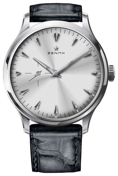 Wrist watch ZENITH 03.2010.681/01.c493 for Men - picture, photo, image