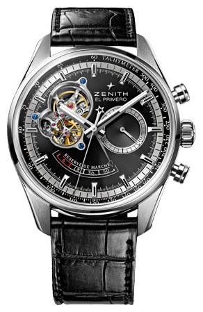 Wrist watch ZENITH 03.2080.4021/21.C496 for Men - picture, photo, image