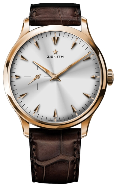 Wrist watch ZENITH 18.2010.681/01.c498 for Men - picture, photo, image